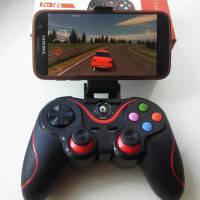 ✅ Джойстик для телефона беспроводной V8 игровой блютуз геймпад для смартфона на андроид и айфона|🎁%