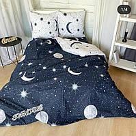 Двоспальне постільна білизна Barbara місяць