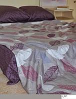 Двоспальне постільна білизна Barbara листя