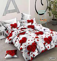 Двоспальне постільна білизна Barbara сердечка