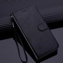 Чехол - книжка для Xiaomi Redmi 8A Цвет Чёрный