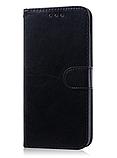 Чехол - книжка для Xiaomi Redmi 8A Цвет Чёрный, фото 3