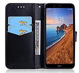 Чехол - книжка для Xiaomi Redmi 8A Цвет Чёрный, фото 5