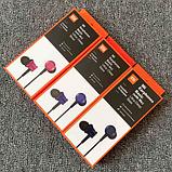 Xiaomi Mi PISTON 3 фірмові оригінальні навушники з мікрофоном Колір чорний, фото 2