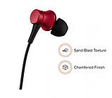 Xiaomi Mi PISTON 3 фірмові оригінальні навушники з мікрофоном Колір чорний, фото 4