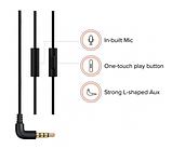 Xiaomi Mi PISTON 3 фірмові оригінальні навушники з мікрофоном Колір чорний, фото 5