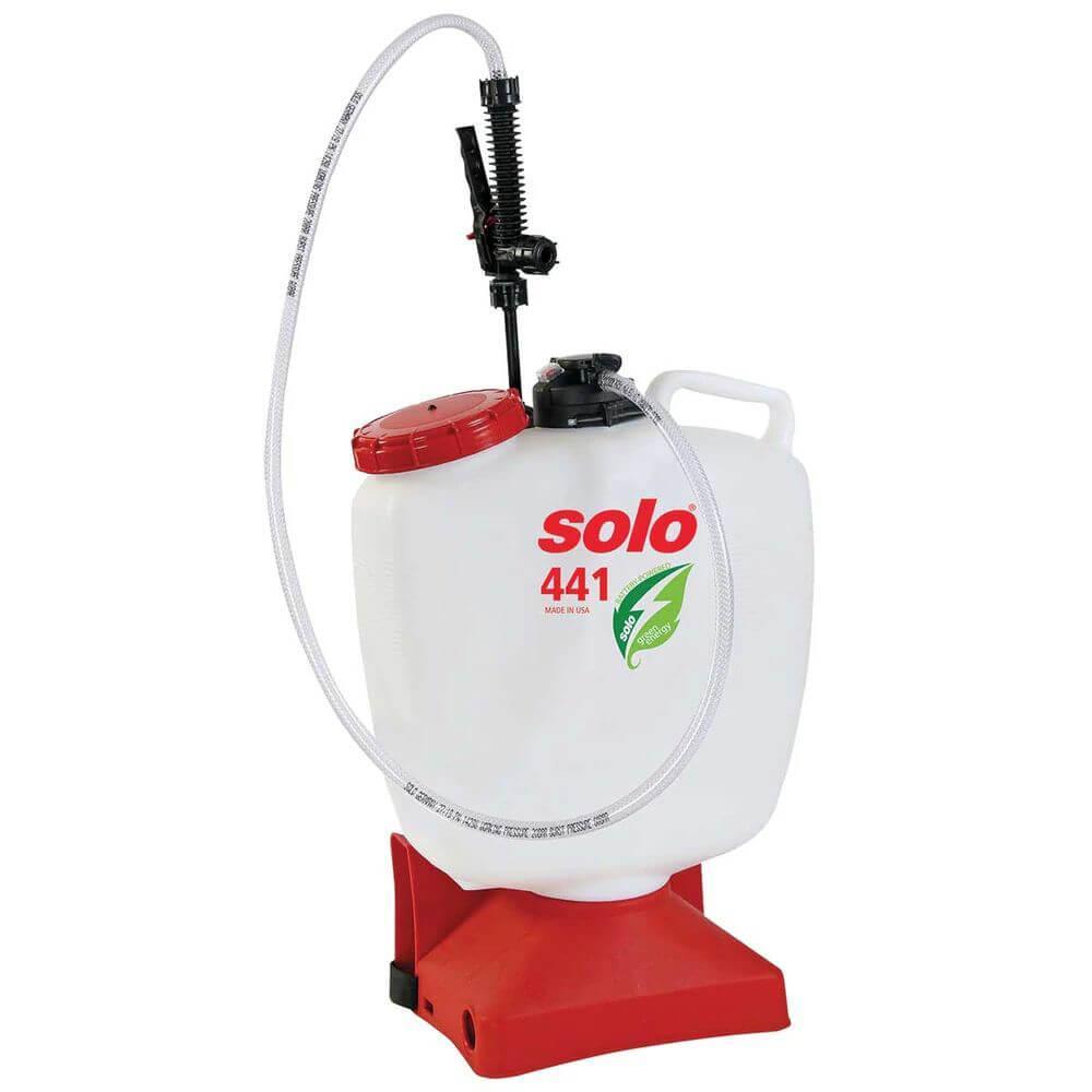 Опрыскиватель аккумуляторный ранцевый SOLO 441NEW (16 литров)