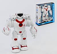 Робот 6031 ходит, стреляет, звуковые эффекты, подсветка, в коробке