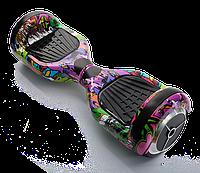 """Гироборд 2020 Smart Balance wheel PRO+Autobalance 6,5"""" + сумка в подарок цвет джунгли"""