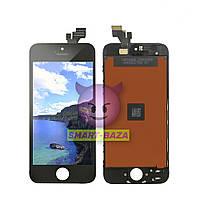 Дисплей iPhone 5 Чёрный | LCD экран, тачскрин, стекло | Модуль в сборе