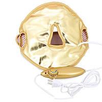 Прогревающая золотая электрическая маска для лица Beauty Mask BM-02