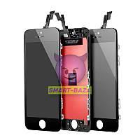 Дисплей iPhone 5S чёрный | LCD экран, тачскрин, стекло | Модуль в сборе