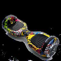 "Гироборд 2020 Smart Balance wheeel PRO+Autobalance 6,5""+ сумка в подарок цвет хип-хоп"