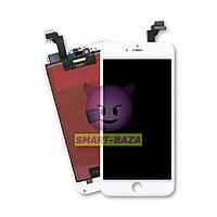Дисплей iPhone 6 Plus белый | LCD экран, тачскрин, стекло | Модуль в сборе