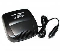 Автомобильный обогреватель-вентилятор Auto Heater Fan 12V Черный (op804302586)