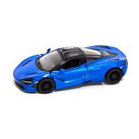 Машинка KINSMART McLaren 720S Синяя (op860646358)