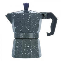 Гейзерная кофеварка R16591 Grey Point 3 чашки Серый (006550)