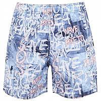 Шорты для плавания adidas Parley Swim Blue/Coral - Оригинал, фото 1