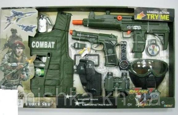 Военный набор для мальчиков 33480