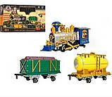 Дитяча залізниця для хлопчиків і дівчаток, фото 3