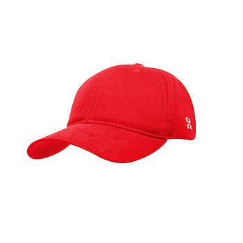 Бейсболка Cotton Мужская красный
