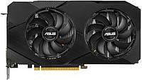 Вiдеокарта ASUS GeForce RTX2060 6GB GDDR6 DUAL EVO