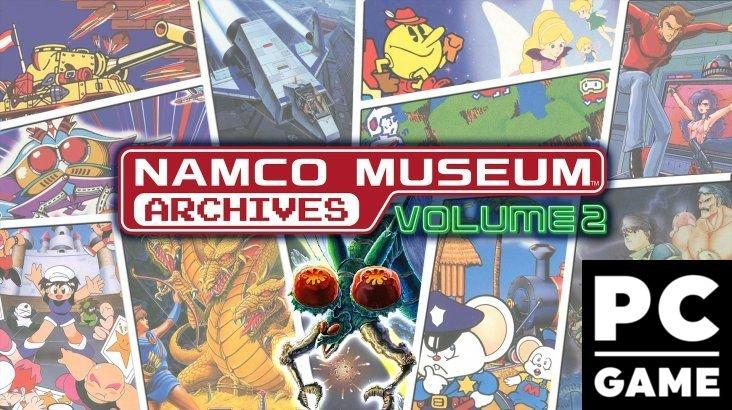 NAMCO MUSEUM ARCHIVES Volume 2 PC