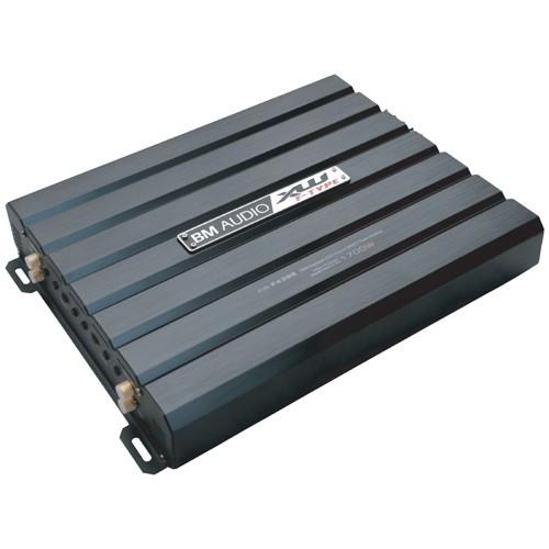 Автомобільний підсилювач звуку Boschman BM Audio XW-F4399 4-х канальний 1700 Вт.