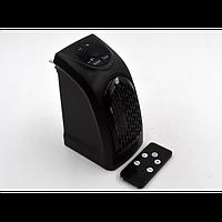 Компактный портативный обогреватель Handy Heater с пультом ДУ (400W)