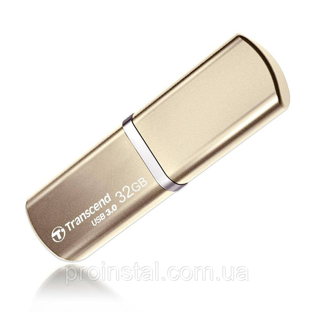 Накопитель Transcend 32GB USB 3.1 JetFlash 820 Metal Gold