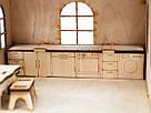 Будиночок іграшковий дерев'яний 3Д конструктор, фото 4