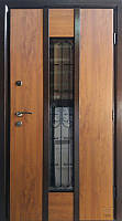 Двері вхідні, МДФ, 960x2050, зовнішні, праві, №5200013