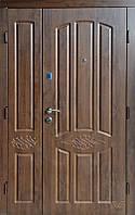 Двері вхідні, МДФ, 1200x2050, зовнішні, праві, №6200281