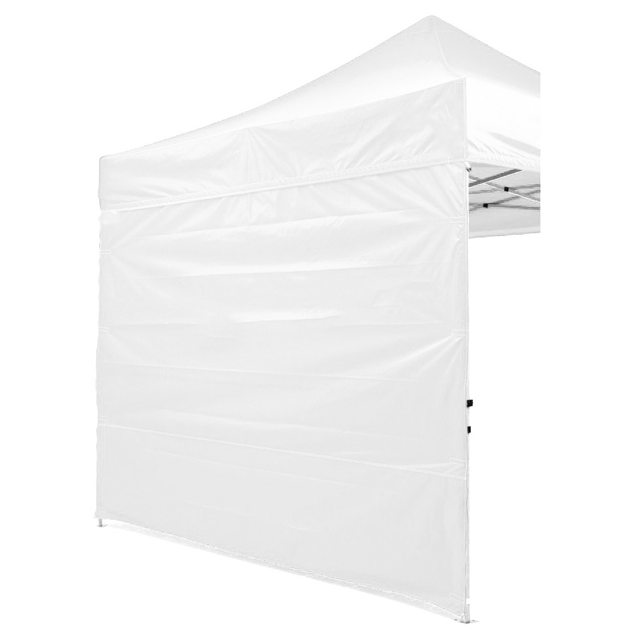 Боковая стенка на шатер - 9м ( 3 стенки на 3*3) БЕЛЫЙ