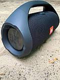 Блютуз колонка JBL Boombox XXL BIG 40 Вт хакі, фото 5