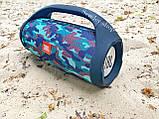 Колонка JBL Boombox XXL BIG камуфляж 40 Вт  хаки, фото 2