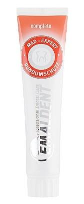 Антибактеріальна зубна паста Emaldent Complete Toothpaste
