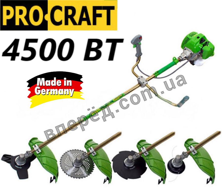 Бензокоса Procraft Т-4500