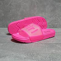 Шлепанцы женские 17464, Super Girl, розовые, < 37 38 39 40 > р. 37-23,3см.