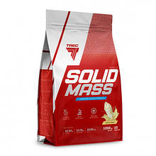 Гейнер TREC SOLID MASS 5800g Вкус: VANILLA