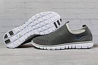 Кроссовки мужские 17491, Nike Free 3.0, серые, < 44 45 > р. 44-28,0см.