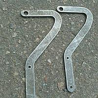 Петлі капота ВАЗ -2108,2109,2113,2114,2115 ( комплект 2 штуки)., фото 1