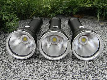Подводный фонарь Deeplight D170.2 Logo Original с белым светом на Cree XHP70.2 30W под 26650/18650