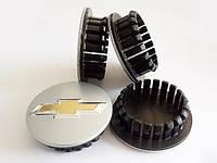 Колпачки для оригинальных дисков Шевроле