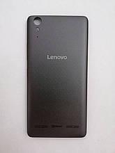 Задняя крышка Lenovo A6010 Black
