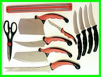Набор Кухонных Ножей из 11 Предметов CONTOUR PRO
