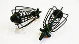 Рыболовная кормушка Арбуз - Спутник , вес 60 грамм, фото 3