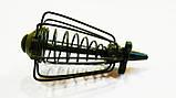 Рыболовная кормушка Арбуз - Спутник , вес 60 грамм, фото 4