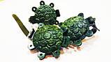 "Рыболовная кормушка Макушатник ""Черепаха"" , вес 40 грамм, фото 5"