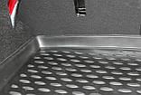 Коврик в багажник  FORD Focus 3 2011- сед., фото 3